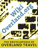 WikiOverland, the encyclopedia of Overland Travel